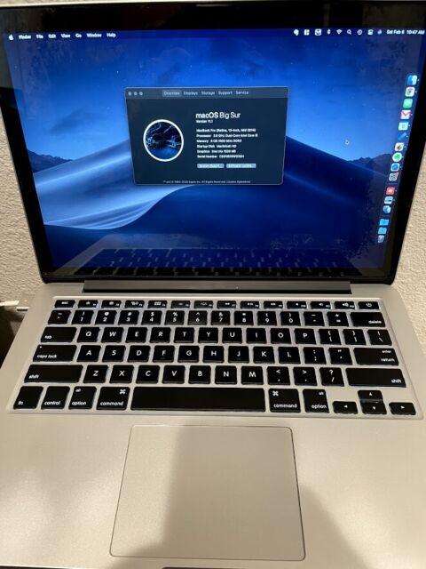 Apple MacBook Pro A1502 13.3 inch Laptop - MGX82LL/A (July ...