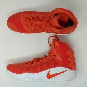 5f591ca2c2c8 Image is loading Nike-Zoom-Hyperdunk-TB-Promo-Basketball-Shoes-Orange-