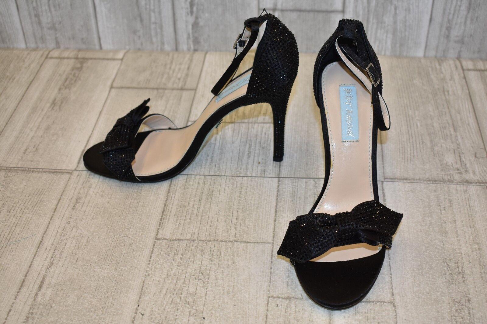spedizione e scambi gratuiti. blu by Betsey Johnson SB-Gwen Dress Sandal Sandal Sandal - Donna  Dimensione 8M, nero  Prezzo al piano