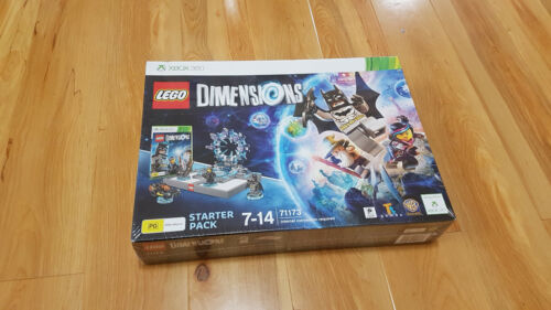 Lego Dimensions Xbox 360 Game Starter Pack BRAND NEW & SEALED