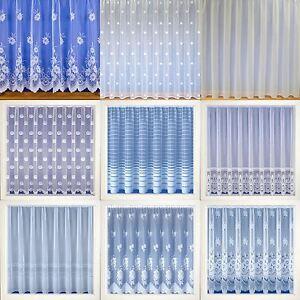 FILET-RIDEAUX-Lace-Curtain-Filet-Vendu-Par-Le-Metre-Envoi-gratuit-GREAT-DESIGNS