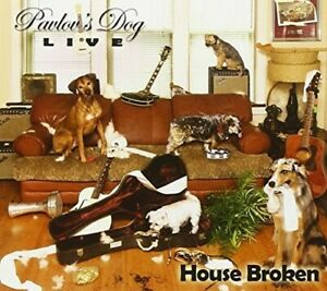 House-Broken-Live-2015-Pavlov-039-s-Dog-2016-CD-NEU-3-DISC-SET