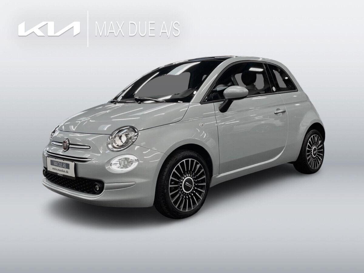 Fiat 500 1,0 Launch Edition 3d - 142.900 kr.