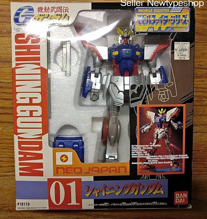 Beai DX Hyper Mobile Suits G God Shinning Gundam  Neo Japan  01 Vintage  offrendo il 100%