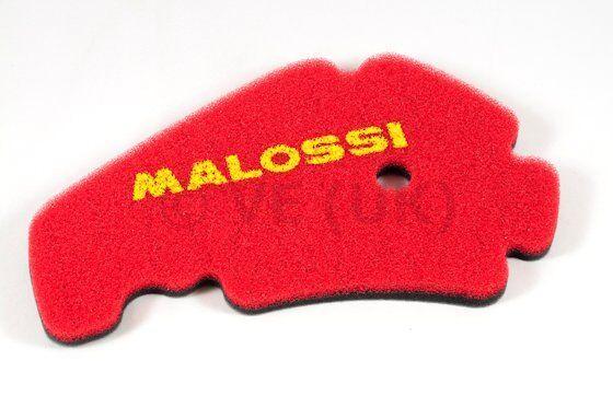 APRILIA SPORT CITY 125 MALOSSI DOUBLE RED SPONGE AIR FILTER