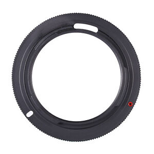 Black-M42-PK-Mount-Adapter-Ring-For-Pentax-Camera-M42-Lens-To-PK-K-Mounts-New