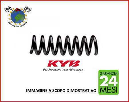 CWT Coppia molle ammortizzatori Kyb Ant PEUGEOT 308 Diesel 2007>