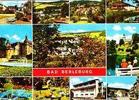 Bad Berleburg , Ansichtskarte 1978 gelaufen