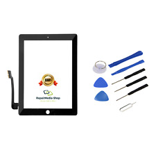 Apple iPad 3 / iPad 4 Touchscreen Digitizer Display LCD Glas Scheibe Lens + SET