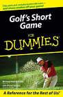 Golf's Short Game For Dummies by Michael Patrick Shiels, Michael Kernicki (Paperback, 2005)