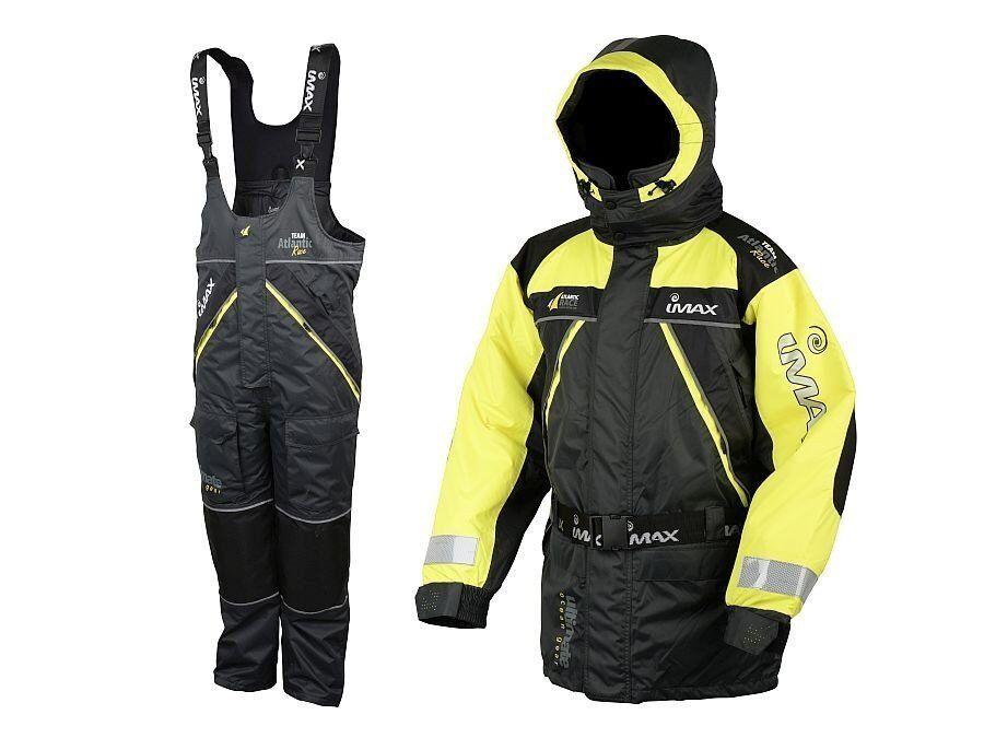 Imax Atlantic Race Floatation Suit 2 stukken Jasje Salpetts Adembbare M-XXXL