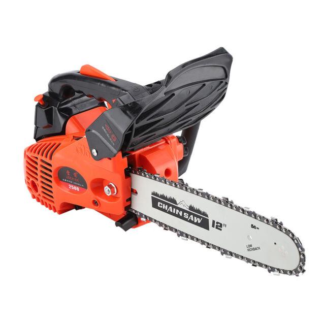 25 4cc 12 Petrol Chainsaw Gasoline Powered Chain Saw 900w Wood Cutting Machine