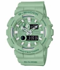 Casio G-Shock Men's Quartz Tide Graph Thermometer 57.5mm Watch GAX-100CSB-3A