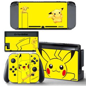 Ci Yu Online Ns Pokemon Pikachu Yellow 1 Vinyl Skin