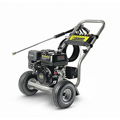Karcher G3200 OCT 2.5 GPM 3200 PSI 196cc Triplex Pump Gas Pressure Washer