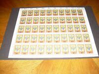 BUND Nr. 903** Bogen postfrisch Posthausschild Höchst Tag der Briefmarke 1976