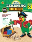 Daily Learning Drills, Grade 3 by Brighter Child (Paperback / softback, 2014)