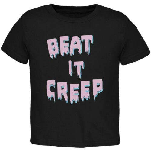 Halloween Beat it Creep Mens T Shirt