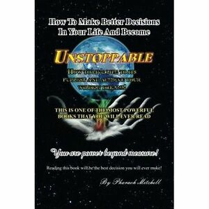 Unstoppable-Paperback-by-Mitchell-Pharaoh-Brand-New-Free-P-amp-P-in-the-UK