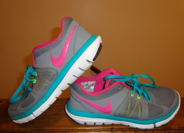 7e0078aaa2b Nike Flex 2014 Run-athletic Womens Shoes Multi-color Size 6.5 for ...