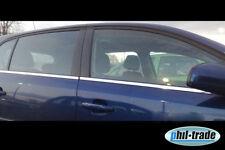 Dodge Nitro Chrom Fensterleisten 6 Teilig Zierleisten aus Edelstahl 2006-2011