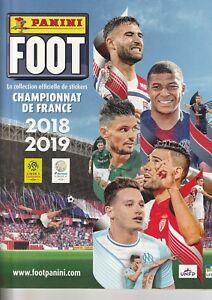 LYON - STICKERS IMAGE PANINI FOOT 2018 / 2019 - ligue 1