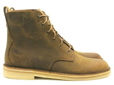 9c370a693c9 Clarks Original Mens Desert Mali BOOTS Beeswax Leather 26113253 13