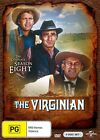 The Virginian : Season 8 (DVD, 2016, 9-Disc Set)