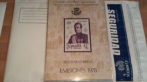 1978-LIBRO-OFICIAL-DE-CORREOS-ESPANA-COMPLETO-SUPER-OFERTA-UNICA-Y-ESPECIAL