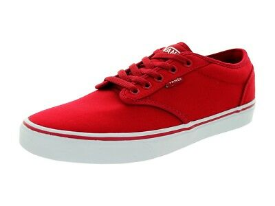 Vans Atwood Red White Big Kids And