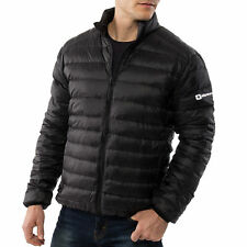 AlpineSwiss Niko Packable Light Mens Down Alternative Puffer Jacket Bubble Coat