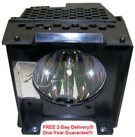 Lamp And Housing For Toshiba Y67-lmp / Y66-lmp With One Year Warranty