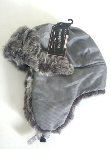 NYLON PRINT TRAPPER CAP HAT NO W560