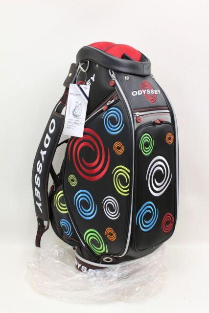 43901b4e40 BNIB ODYSSEY Staff Tour Limited Edition Golf Club Black Bag 10
