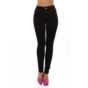 Jeans High Waist Ladies Skinny Jeans Pants