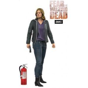 McFarlane Toys Fear The Walking Dead Madison Clark 17cm Color Tops Figur