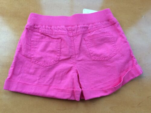 NWT Gymboree Girls Shorts Summer Pink 5,6