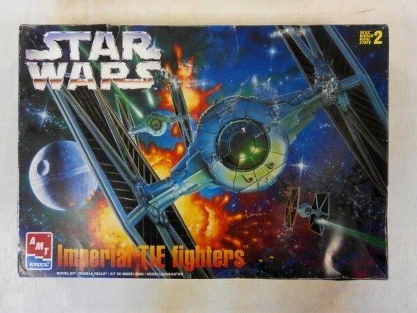 Star Wars Imperial Tie Fighter AMT ERTL 1997