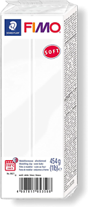 Staedtler 8021-0 St Horno De Temple Modelado de arcilla Blanco