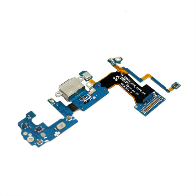 For Samsung Galaxy S8 Active AT&T G892A Power DC Charging USB Port Board Parts