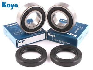 Beta Evo Sherco Enduro 125 200 250 270  Koyo  Front Wheel Bearing & Seal Kit
