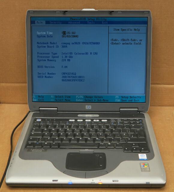 HP COMPAQ NX9020 NOTEBOOK CONEXANT SOUND WINDOWS 7 DRIVER DOWNLOAD