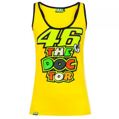 Vrwtt 205601 Oficial Valentino Rossi VR46 The Doctor Mujer Chaleco