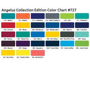 Angelus Collector Edition Lederfarbe Gamma Blue 29,5ml (26,95€/100ml)