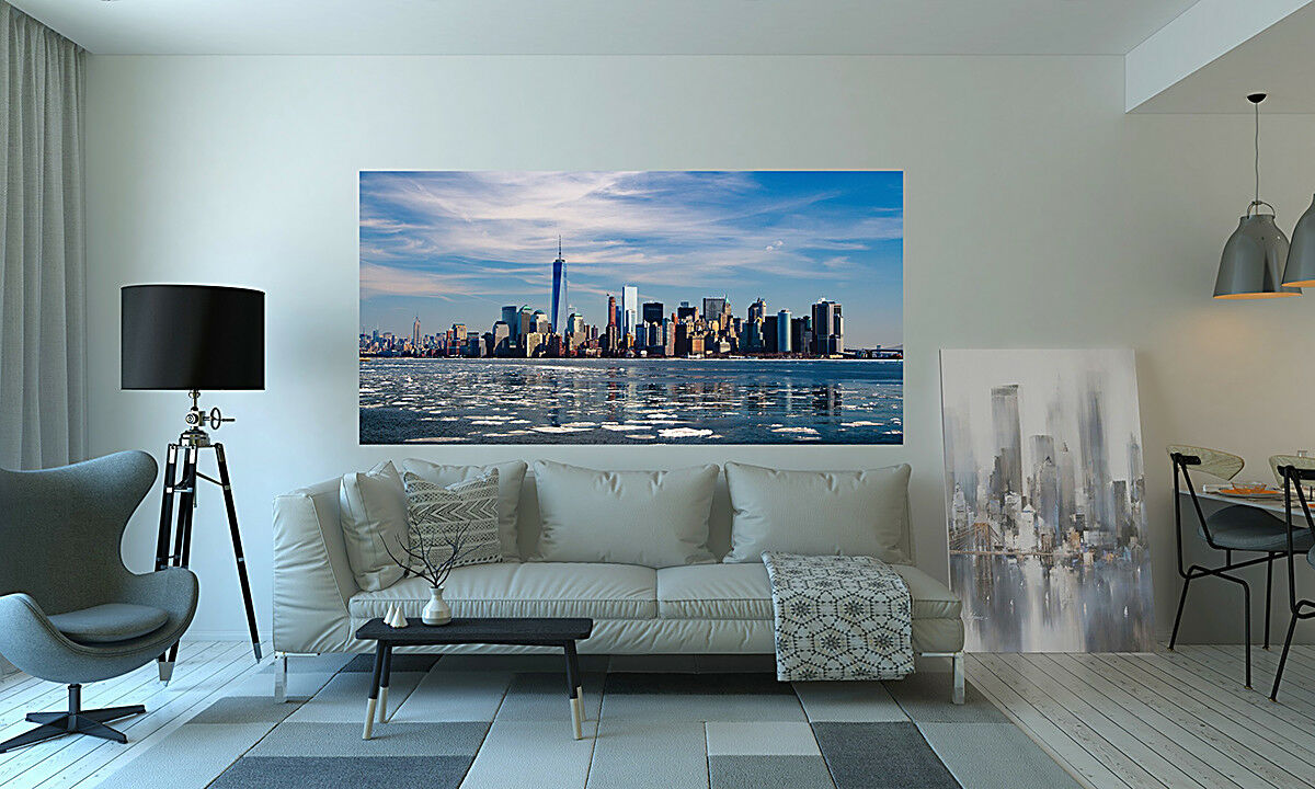 La Skyline fresque XXL New York Skyline La Forex ou toile à 3 Km de large-p07-p12 3446d4