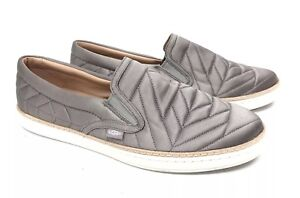 ab0d19f7633 Details about Ugg Australia Soleda Quilted Sneaker Elephant Gray Grey  1095533 Shoes Women's ~
