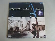 Warren G - Regulate... G Funk Era LP 1994 US ORIG 1st Edition Vinyl Album