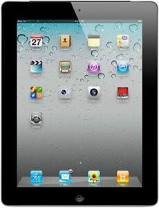 Apple iPad 2 64GB WiFi+Cellular Nero Black Grado A/B Rigenerato Ricondizionato