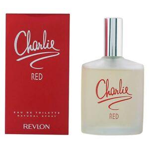 Parfum Femme Charlie Red Revlon Edt Ebay