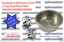 Sunbeam Cafe Series 2 Cup Filter EM58104 - Suits EM3600 EM3800 EM4800 EM5800